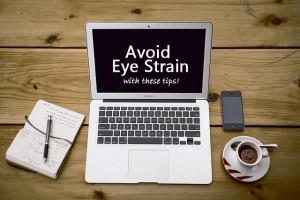 Avoid Eye Strain
