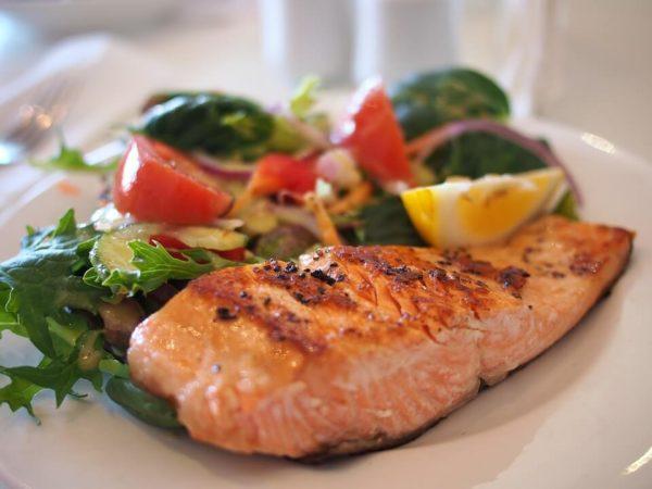salmon for better eyesight